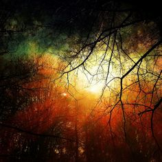 and then there was light by ArtByChrysti, via Flickr