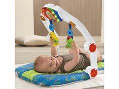 Baby Trainer è in offerta! Grazie alla sua struttura regolabile, offre quattro posizioni di gioco che si adattano alle diverse fasi di crescita del bambino, rispettando la sua corporatura.