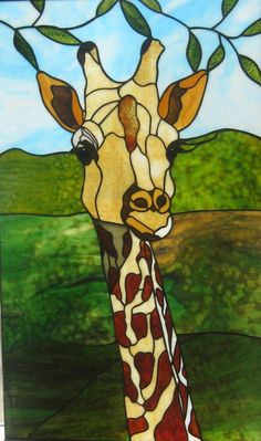 This is cool...But I have no idea where it would go in my house. Gerald - Delphi Stained Glass
