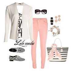 This is super cute for a regular day out! Love the shoes!