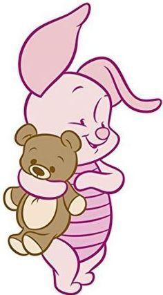 Baby cartoon disney winnie the pooh 36 ideas for 2019 Cute Winnie The Pooh, Winne The Pooh, Winnie The Pooh Friends, Disney Babys, Disney Love, Disney Art, Disney Drawings, Cute Drawings, Pooh Bebe