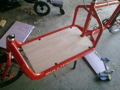 Bullitt Box Bike Build - Imgur