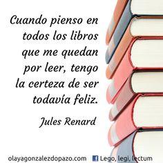 Citas literarias. Jules Renard