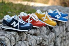 New Balance 574 90's Pack