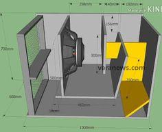 Skema Box Subwoofer Super Dynacord 18 inch Mantap 15 Inch Subwoofer Box, Custom Subwoofer Box, Diy Subwoofer, Subwoofer Box Design, Subwoofer Speaker, Custom Speaker Boxes, Speaker Box Design, Open Baffle Speakers, Audio Box