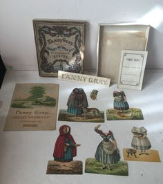 US $750.00 Used in Dolls & Bears, Paper Dolls, Vintage