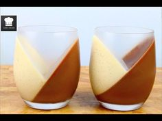 He placed two glasses inside the bowl in a slant way For The Most Genius Reaso - Foood Style
