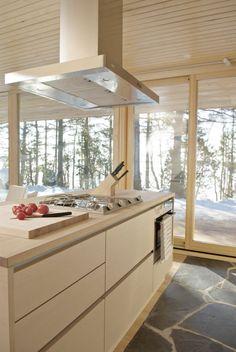 The PlusVilla, a Finnish prefab from Plus Architects