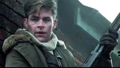 Chris Pine as Steve Trevor, WW