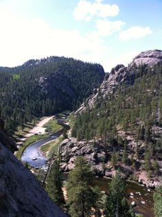 Eleven Mile Canyon | Eleven Mile Canyon: Arch Rock | The Shots and Travels of Nevko