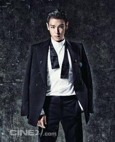 Cine21, No. 927, 2013.11, Choi Seung Hyun