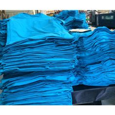 Swimming in blue today! Maintain quality through quantity #superiorink #fashion #apparel