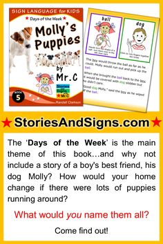 Rainy Day Play: What's a Kid to Do When it's Raining Outside? Learn Color, Weather and Outdoor ASL Sign Language Words! (Stories and Signs with Mr. Sign Language For Kids, Sign Language Phrases, Sign Language Interpreter, British Sign Language, Learning Asl, Learning Colors, Fun Stories, Stories For Kids, Learn Asl Online