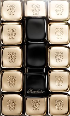 KissKiss collection by Guerlain.