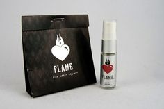 """Flame by BK"" is Burger King's perfume. It's supposed to smell like meat and seduction."