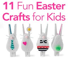 11 Fun Easter Crafts for Kids - Parenting.com