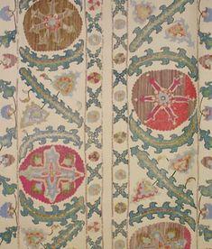 style court: Robert Kime Fabric