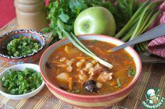 """Суп гороховый """"Ереванский"""" - кулинарный рецепт"""