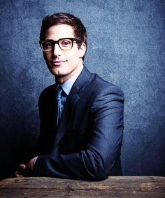 Andy Samberg photographed by Kevin Scanlon