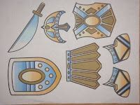 FHE: The Armor of God  Website also has many other FHE lesson ideas.