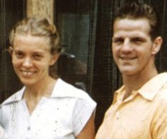 Because of them, the Auca Indians came to know Christ.  Jim and Elisabeth Elliot