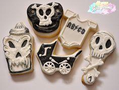 heavy metal cookies