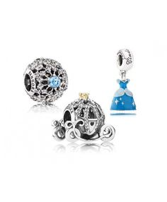 aa1f8410e Disney Pandora Cinderella Charm Collection. Lynn Sharp · Disney pandora  charms