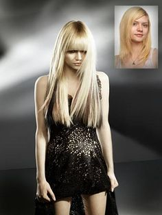 Sexy hairstyle - Great Lengths Hair Extension (www.greatlengths.pl)