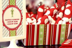 Buddy the ELF Christmas Party! - Holiday Party Ideas |