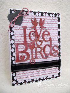 Shanna's Designs: Valentine's Day Cards