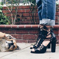 Lenne in the Vamp Heel || Get the shoe: http://www.nastygal.com/sale/shoe-cult-vamp-heel?utm_source=pinterest&utm_medium=smm&utm_term=ngdib&utm_content=the_cult&utm_campaign=pinterest_nastygal