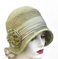 Hey, I found this really awesome Etsy listing at https://www.etsy.com/listing/112345779/womens-hat-1920s-cloche-classic-warm