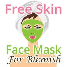 Face Mask For Blemish Free Skin Being green in the face usually isn't a positive thing, but when you use this nourishing spirulina face mask it is. Beauty Advice, Health And Beauty Tips, Skin Care Regimen, Skin Care Tips, Blemish Remedies, Hair Remedies, Blemish Remover, Oily Hair, Skin Brightening