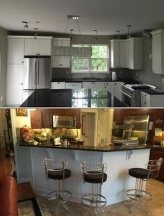 Looking for pros who install cabinets? This company offers premier home maintenance services. These include kitchen and bathroom cabinet installation, carpentry, carpentry, handyman, and more.