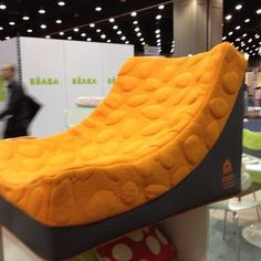 94 New Baby Products That Will Hit Store Shelves in the Coming Year: Nook is turning its popular pebbled mattress into a lounger for babies 18 months old and up. It is 19 inches wide, waterproof, and even I fit in it! Abc For Kids, New Kids, Toddler Lounge Chair, Toddler Furniture, Parenting Teens, Parenting Websites, Parenting Quotes, Baby Boy Shoes, Expo