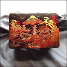 Oriental Jewelry Box I have one similar to this one Thrifty