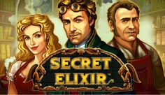 Play Secret Elixir Online Slot for free at Vegas Slots Online.