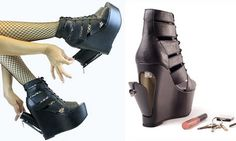 Your Woman Will Love You For These Double Agent Shoes!