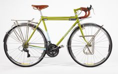 Ilove custom bikes. In fact, Iown quite a few myself. For diehard bike enthusiasts, there's nothing in the world that compares to riding a bike tailored for you. I've completed an internet trawl to find some of the nicest, most aesthetically pleasing touring bikes getting about and I don't think you'll be disappointed with what's …
