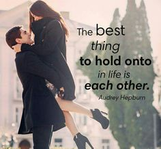The best thing..