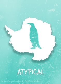 Atypical alternative poster