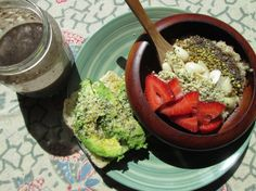 Adding hemp seeds to your diet could be as simple as sprinkling it on everything! Top you favorite smoothie, oats, and toast with avocado for a super nutritious breakfast.