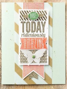So Shelli - So Shelli Blog - My August Stamp, Chat, and Snack Event (Amazing Birthday Cards) Stampin' Up!