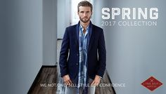 The Suit Shop Co. offers suits for weddings, business or any social event. Made To Measure Suits, Suit Shop, Social Events, Wedding Suits, Custom Shirts, Ready To Wear, Menswear, Business, How To Wear