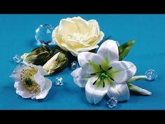 One way- 3 flowers.Continuation/Una manera- 3 flores.Continuación/Один способ- 3 цветка.Продолжение - YouTube