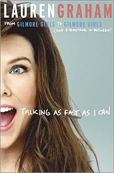 This memoir offers stories about actress Lauren Graham's life playing Lorelai Gilmore in the original and reboot of Gilmore Girls. Graham also shares memories from her life, including her awkward years, confusing dating years and her work in Hollywood. Lauren Graham, Gilmore Girls, Lorelai Gilmore, New Books, Good Books, Books To Read, Laura Lee, New York Times, Book Lists