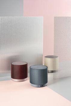 Lexon - FINE SPEAKER, design Pauline Deltour