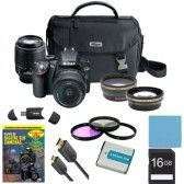 Save when you buy this bundle. Package includes D3200 Ultimate 4 Lens Experience - E1NKD32002LGKT2