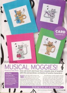 Musical cats