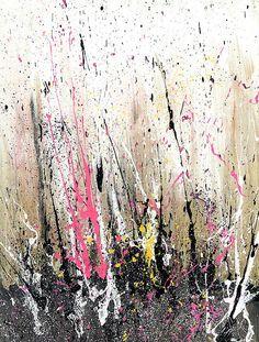 'Revolt' by Vinn Wong Painting Print on Wrapped Canvas Canvas Art Prints, Painting Prints, Canvas Wall Art, Paintings, Abstract Painters, Abstract Art, Art Prints Online, World Of Color, Fine Art America